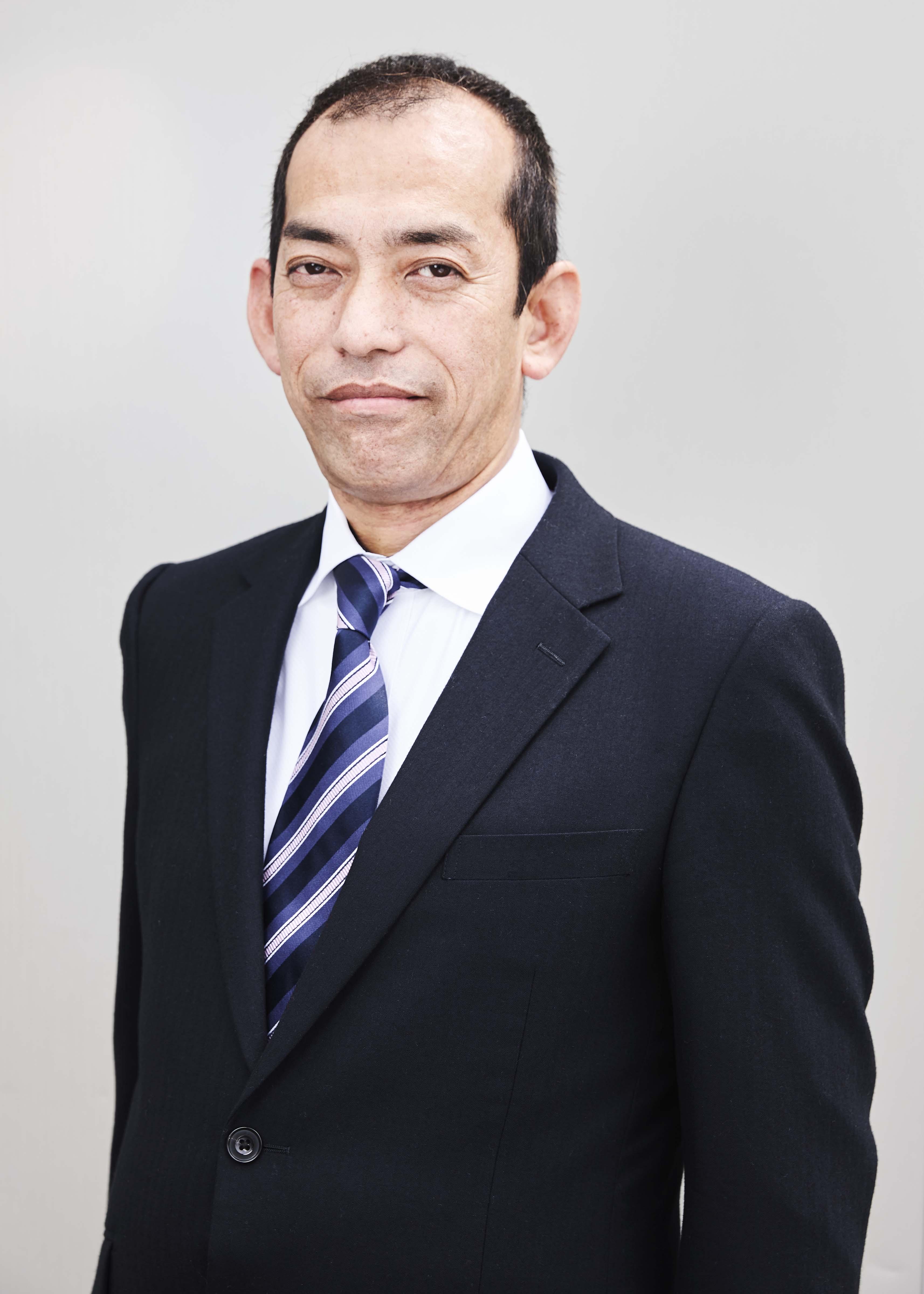 社長挨拶 代表取締役 永吉 章泰